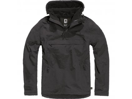 Větrovka Brandit WINDBREAKER Black