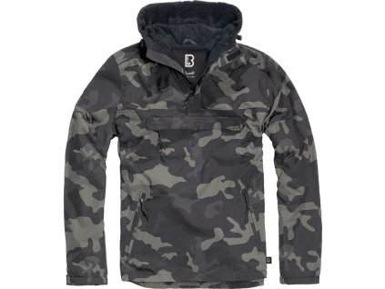 Větrovka WINDBREAKER Darkcamo