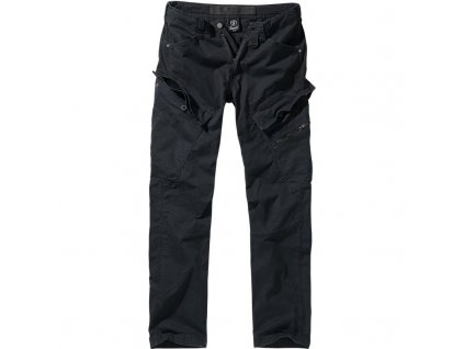 Kalhoty Brandit Adven Slim Fit Black