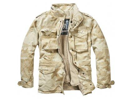Kabát Brandit M65 VINTAGE GIANT Sandstorm