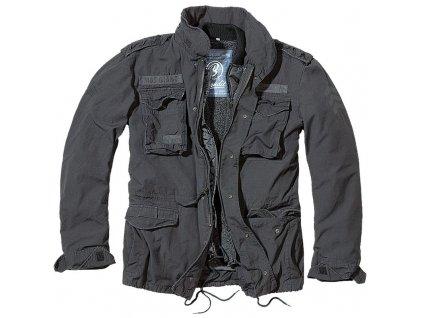 Kabát Brandit M65 VINTAGE GIANT Black