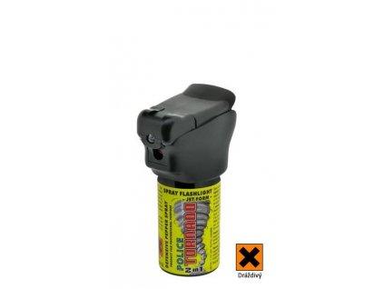 Sprejová svítilna Police TORNADO 40 ml
