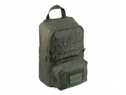 Batoh MIL TEC Assault ULTRA COMPACT Ranger Green