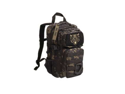 batoh detsky assault pack mil tec multitarn black