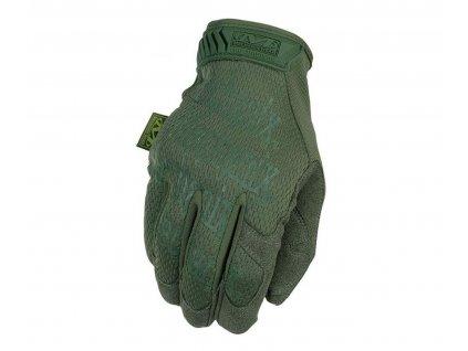 Rukavice Mechanix Wear Original OD Green