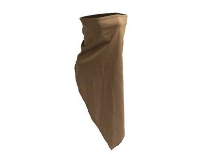 multifunkcni satek scarf face mil tec coyote
