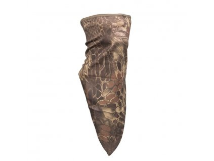 multifunkcni satek scarf face mil tec mandra wood