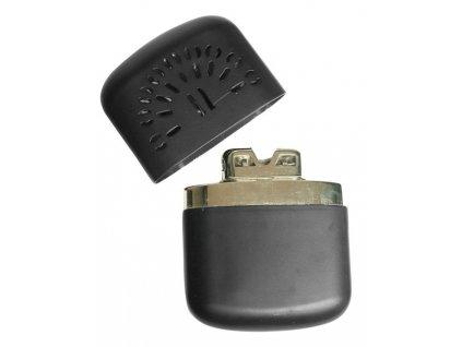 Kapesní ohřívač MIL-TEC benzínový PRO Černý