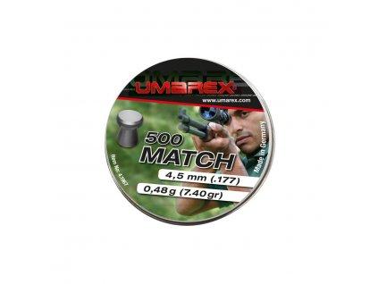 diabolo umarex pro match 500ks cal 4 5mm