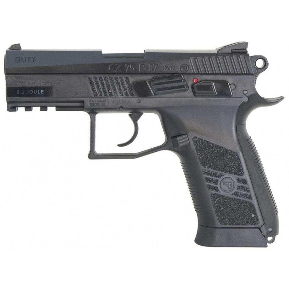 ASG Vzduchová pistole CZ-75 P-07 Duty