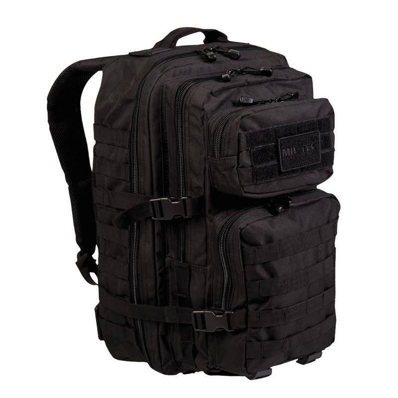 MIL-TEC Batoh US Assault Pack LG Černý 36l