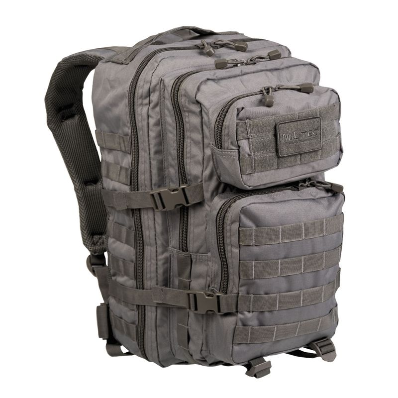 MIL-TEC Batoh US Assault Pack LG Foliage 36l