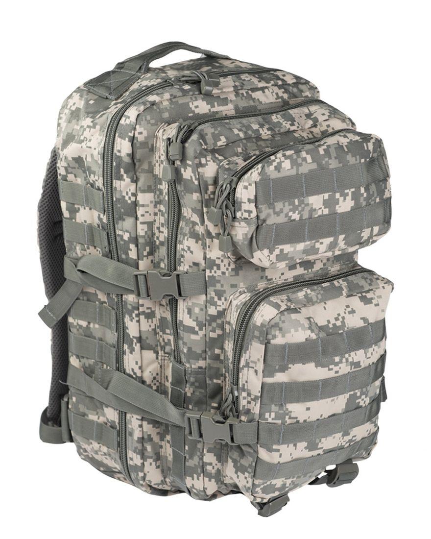 MIL-TEC Batoh US Assault Pack LG AT-Digital 36l