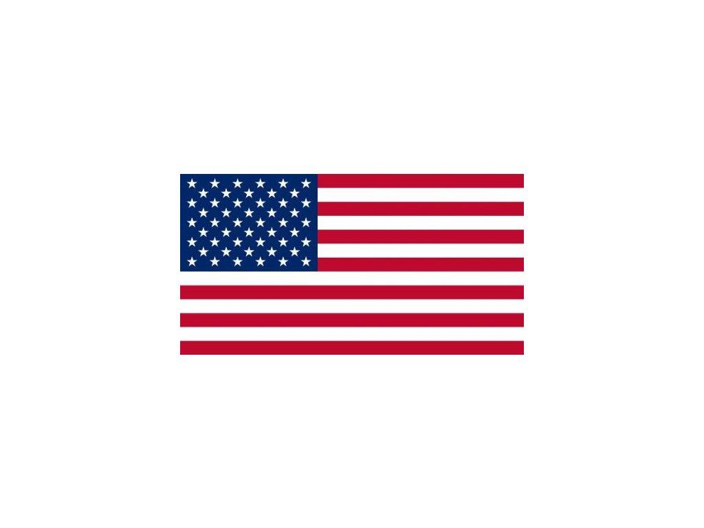 Vlajka USA 90x150cm č.23