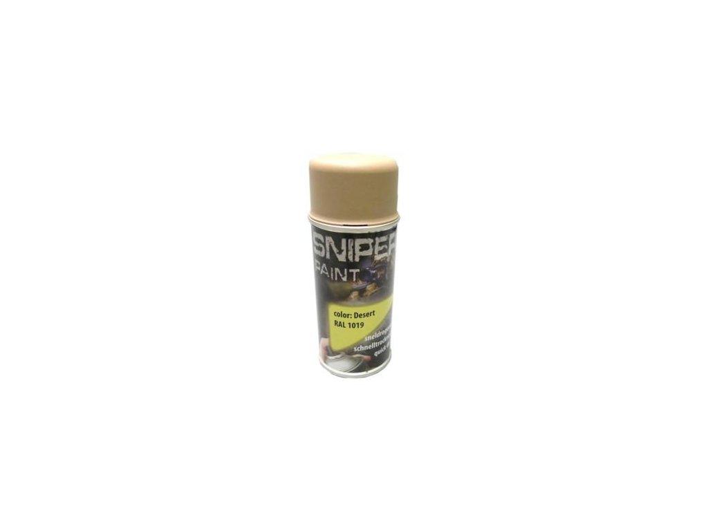 barva-ve-spreji-army-paint-150-ml-desert-ral-1019
