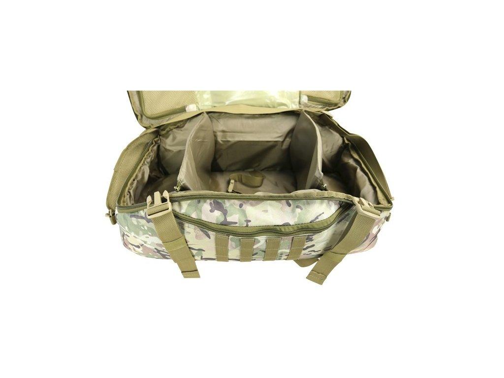 Lodní vak batoh,taška Operators Duffle Bag multicamo 60L Velká Británie Kombat