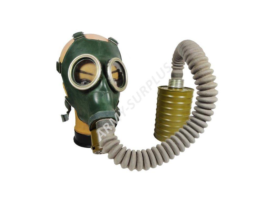 Plynová maska GP-4u (1969) Rusko
