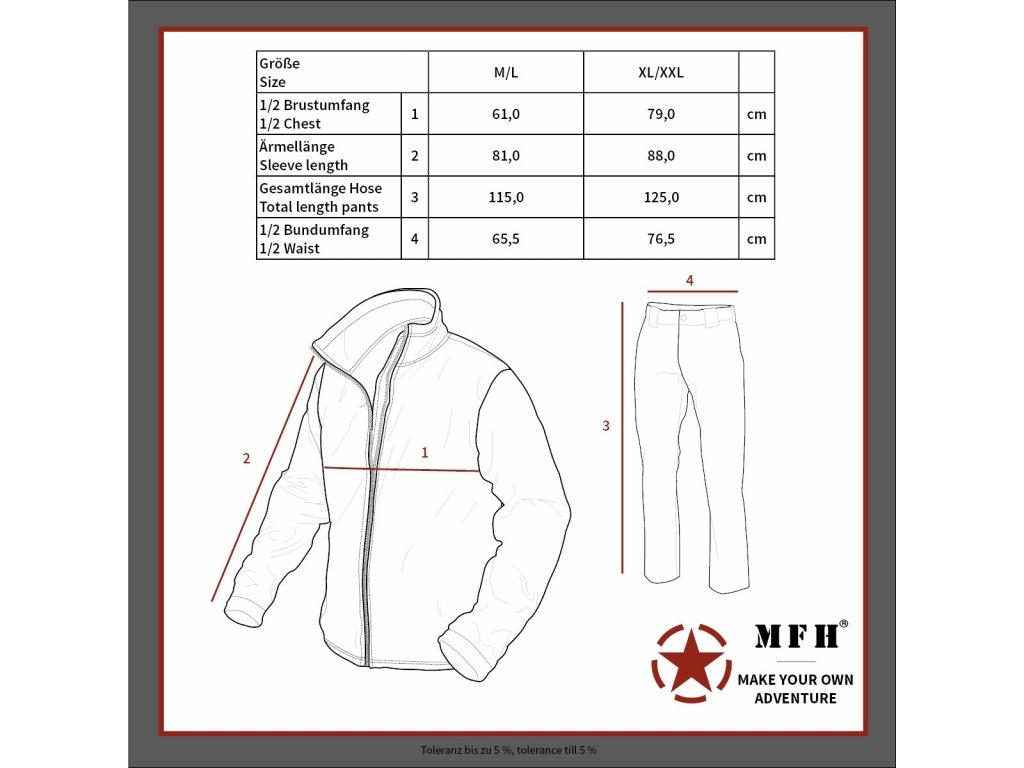 Maskovací oblek Hejkal (Ghillie Suit) digital woodland (marpat) 4-dílný 07703T