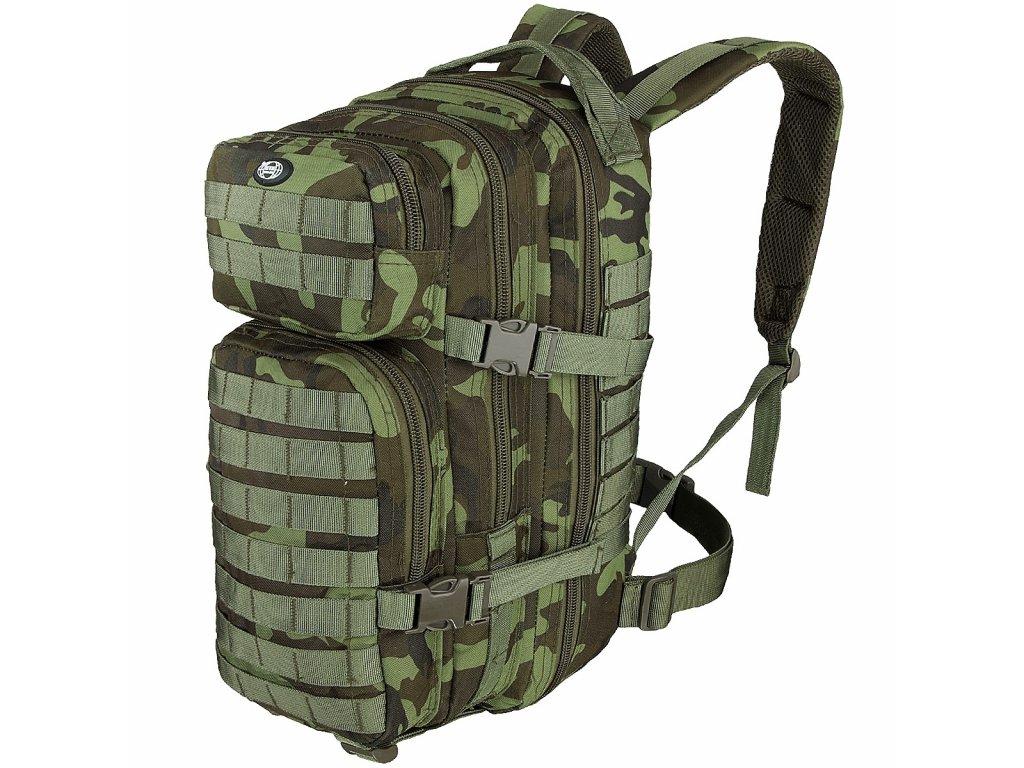 Batoh ASSAULT Pack US 20l molle vz.95 MFH