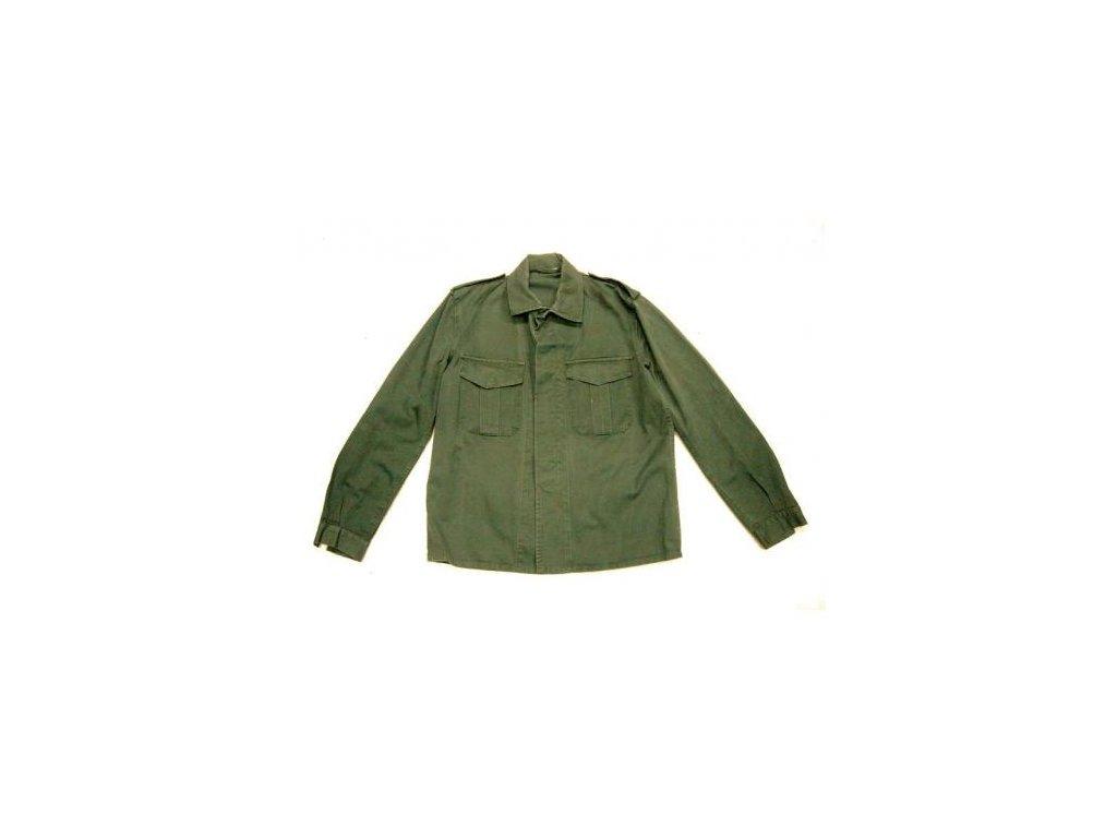 e1c481e602d Košile Belgie oliv nová Gevaco ABL - ARMY-SURPLUS
