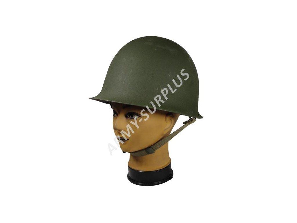 Helma (přilba) Francie M51 s maskovacím potahem original - ARMY-SURPLUS 1d3041980b5