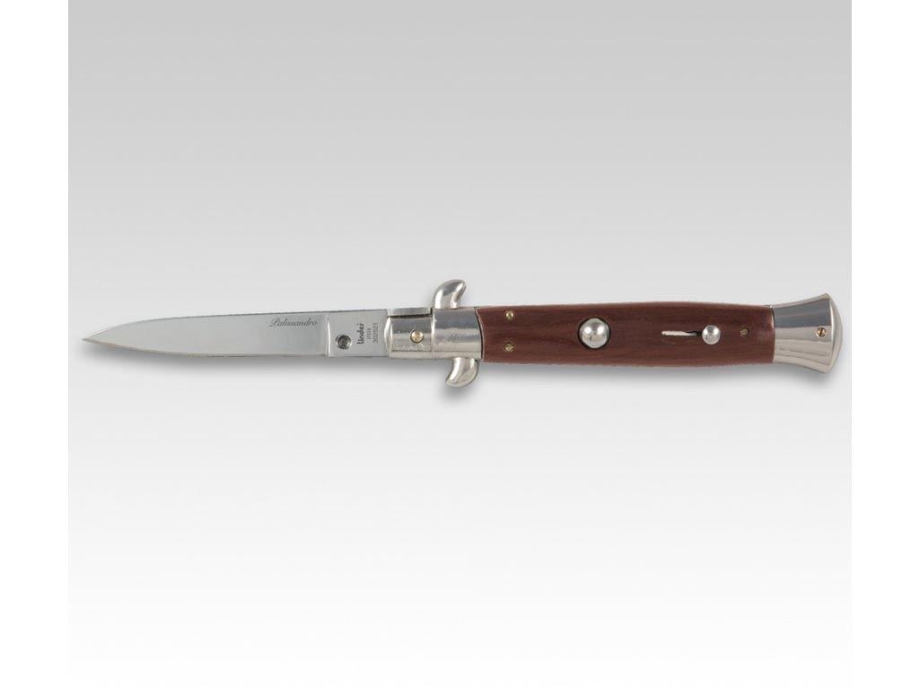 Nůž vystřelovací  (stiletto) Palissandro Linder 20cm č.302521