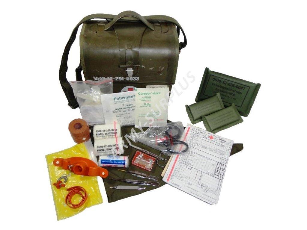 Lékarnička BW první pomoci Bundeswehr originál