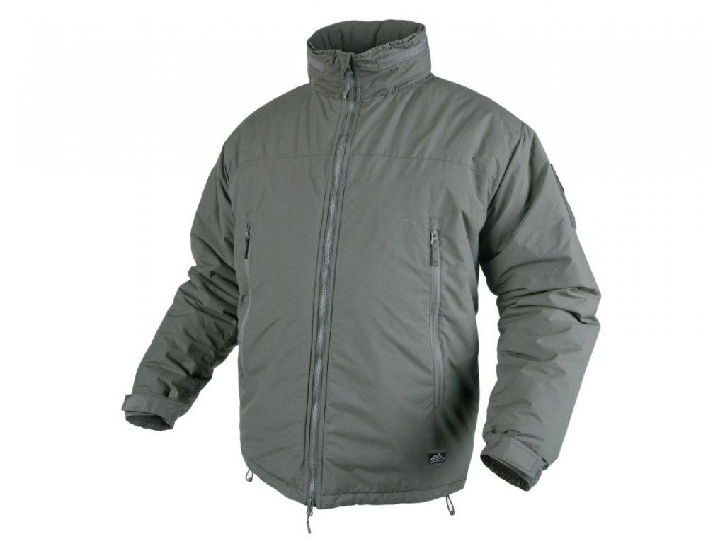Bunda Helikon Level 7 Jacket Climashield Apex Alpha Green KU-L70-NL