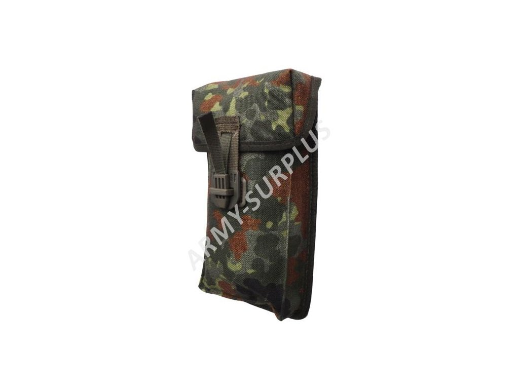sumka-bw--bundeswehr--flecktarn-na-zasobniky-do-zbrane-mp2-uzi--original
