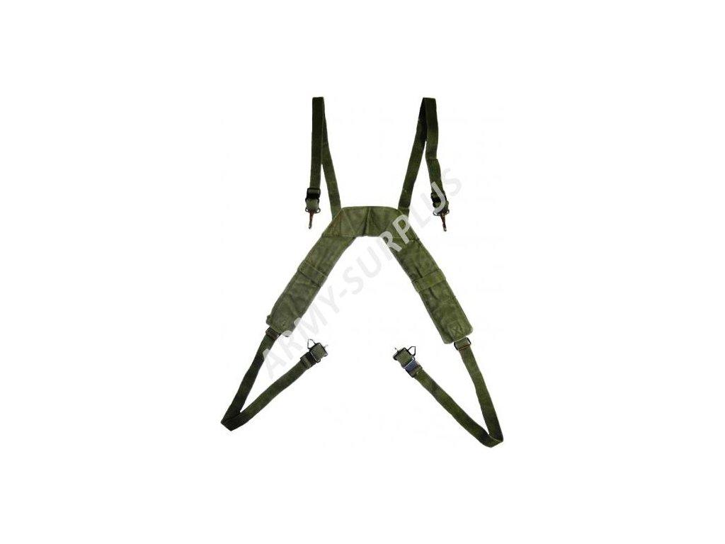 Kšandy (Treky) US bavlněné oliv M56 (Vietnam) model 2 použité