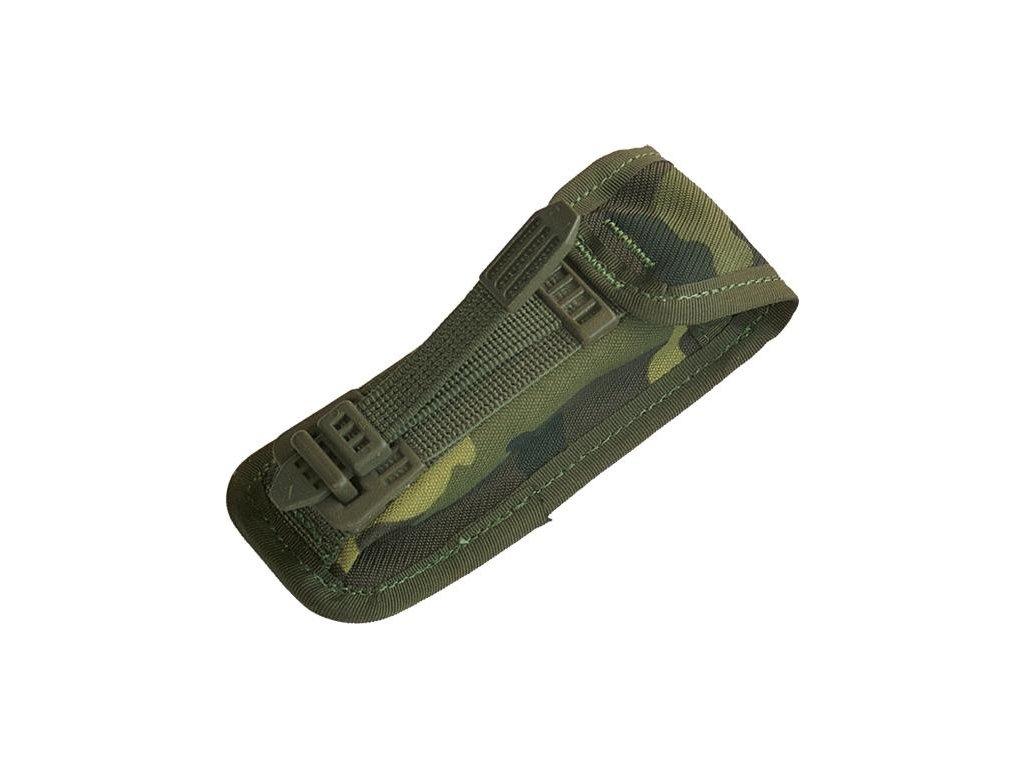 Pouzdro (sumka) na zásobník pistole pravé k MNS-2000 AČR vz. 95 popruhy oliv