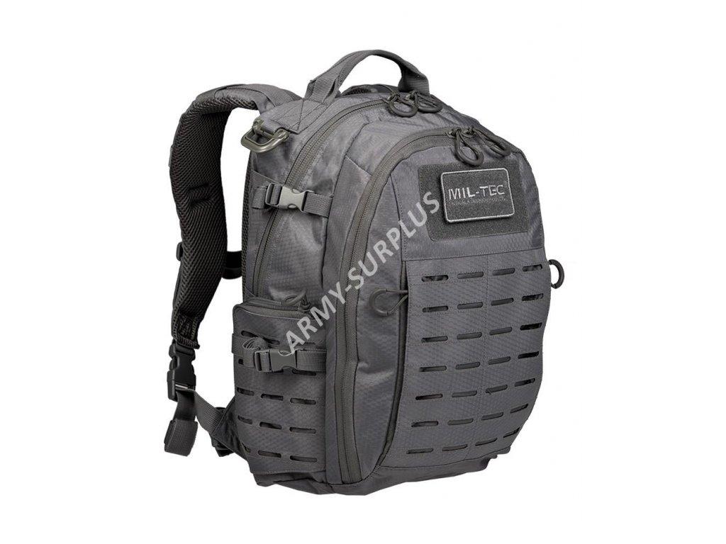 4cdf0a43253 Batoh Hextac ripstop Laser Molle 25L Urban Grey šedý - ARMY-SURPLUS