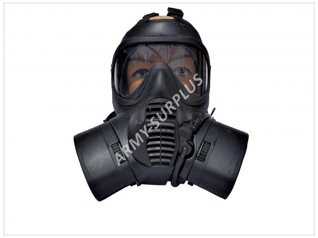 Plynová maska Velká Británie SCOTT GSR