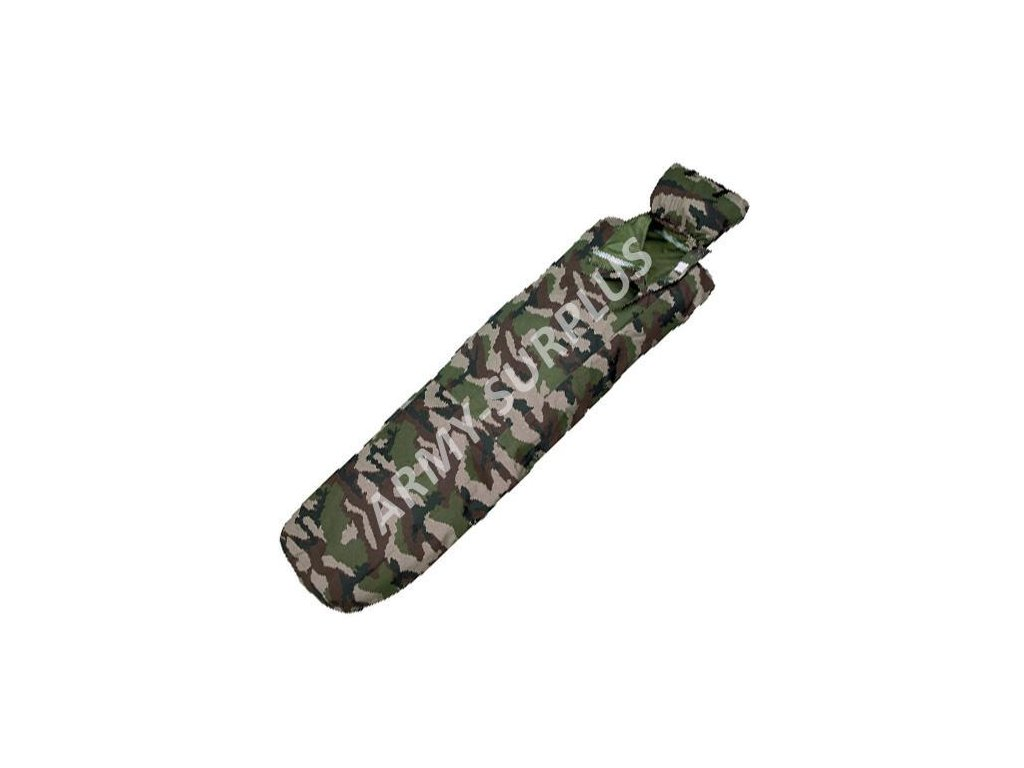 Povlak na spací pytel (spacák, žďárák, bivak) CCE Francouzké légie ECWCS trilaminát nový bivy cover Francie