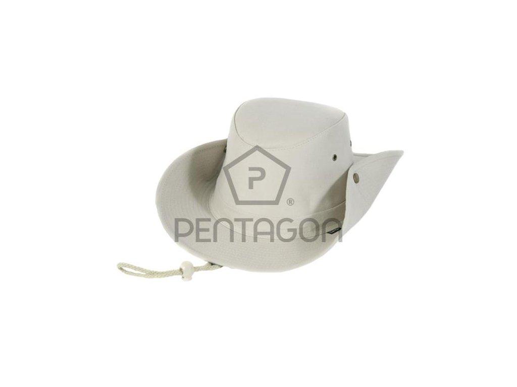 Klobouk australan beige Pentagon australian bush hat K13001-04