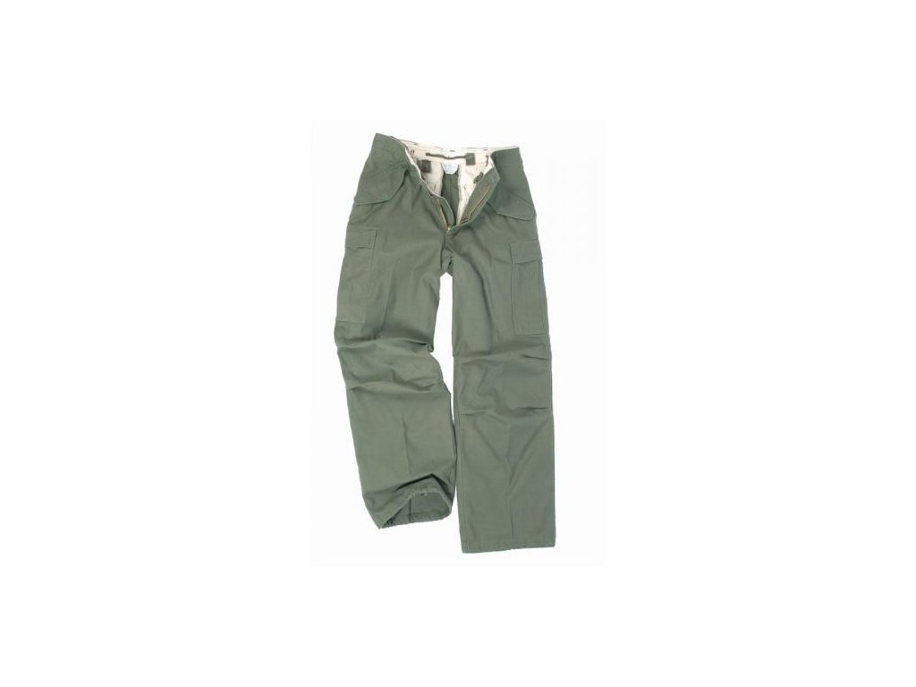 Kalhoty M65 oliv M.F.H.