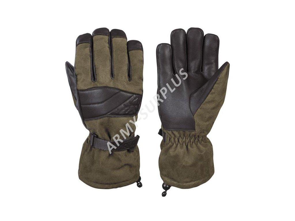 Myslivecké rukavice Holík Evelyn Green 8314 - zimní - ARMY-SURPLUS 642b55a214