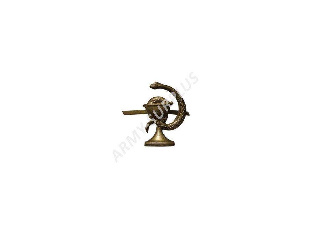 Odznak ČSLA zdravotni služba mořený