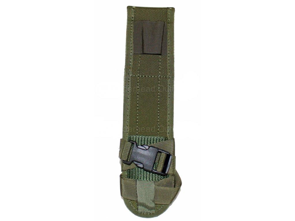 Stehenní závěs Bianchi M1425  (adaptér,redukce) oliv M1425 Drop-Leg Hip Extender