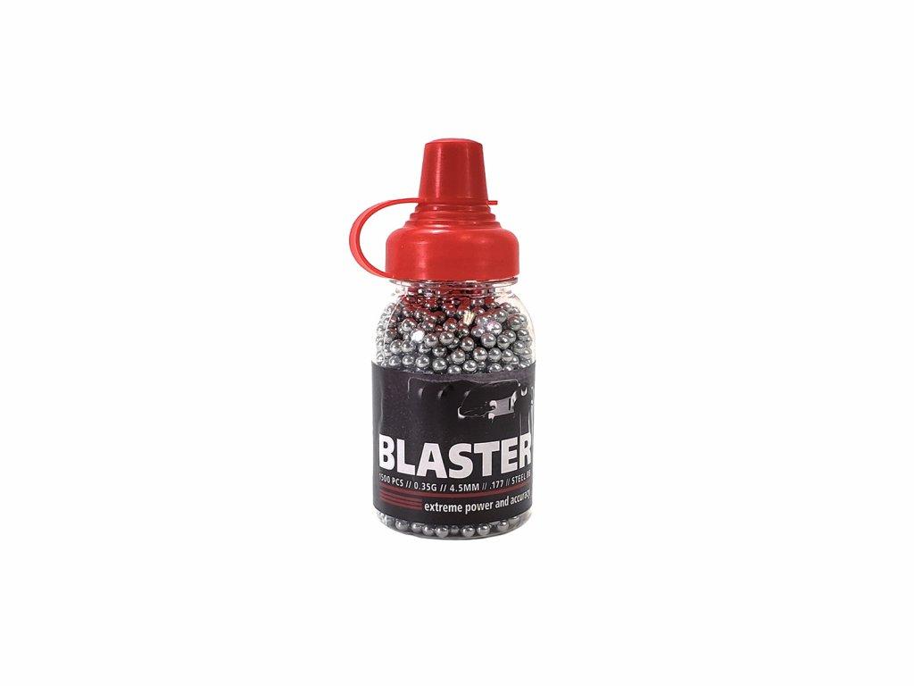 Broky ocelové BB cal.4,5mm 1500ks Blaster ASG