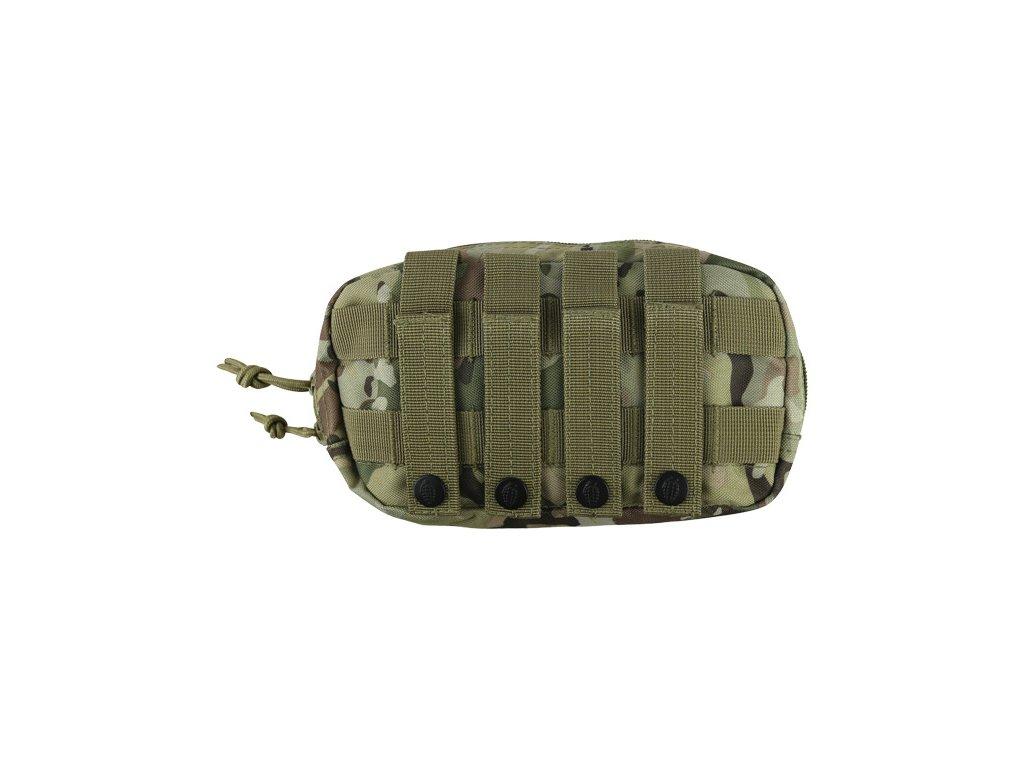 Sumka Tactical BTP Multicamo Molle Fast Pouch univerzální Velká Británie Kombat