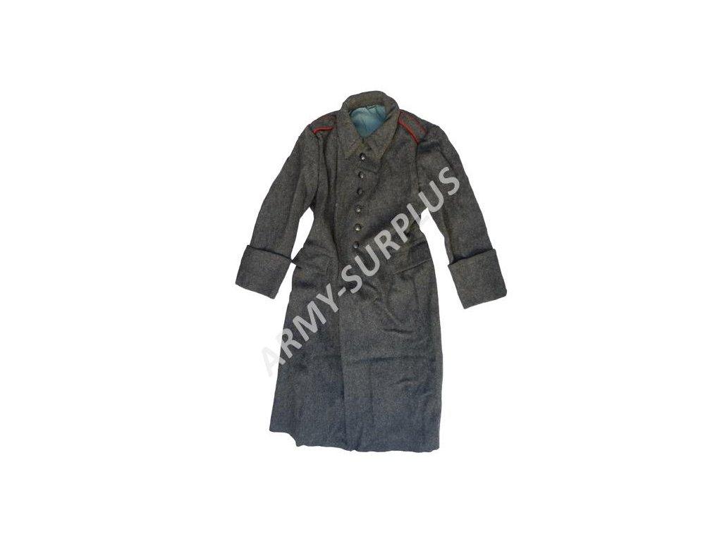 Polní kabát Bulharsko vlněný Offizier šedý