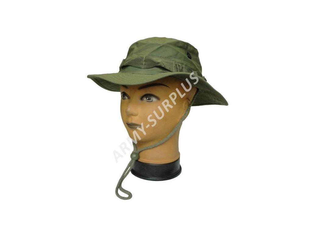Klobouk jungle oliv ripstop FOSTEX