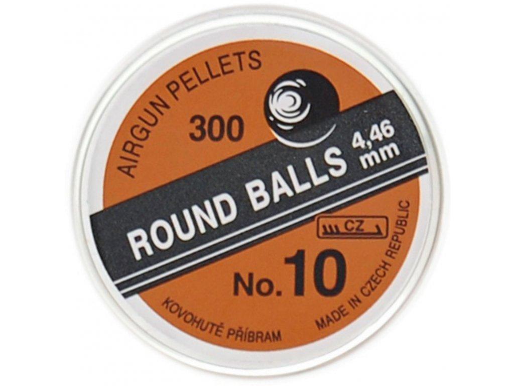 Broky No.10  4,46mm/300