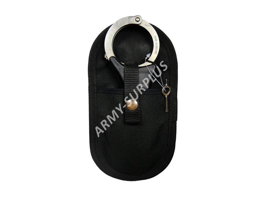 Pouta britské Velká Británie policie Quik-Kuf handcuffs - originál