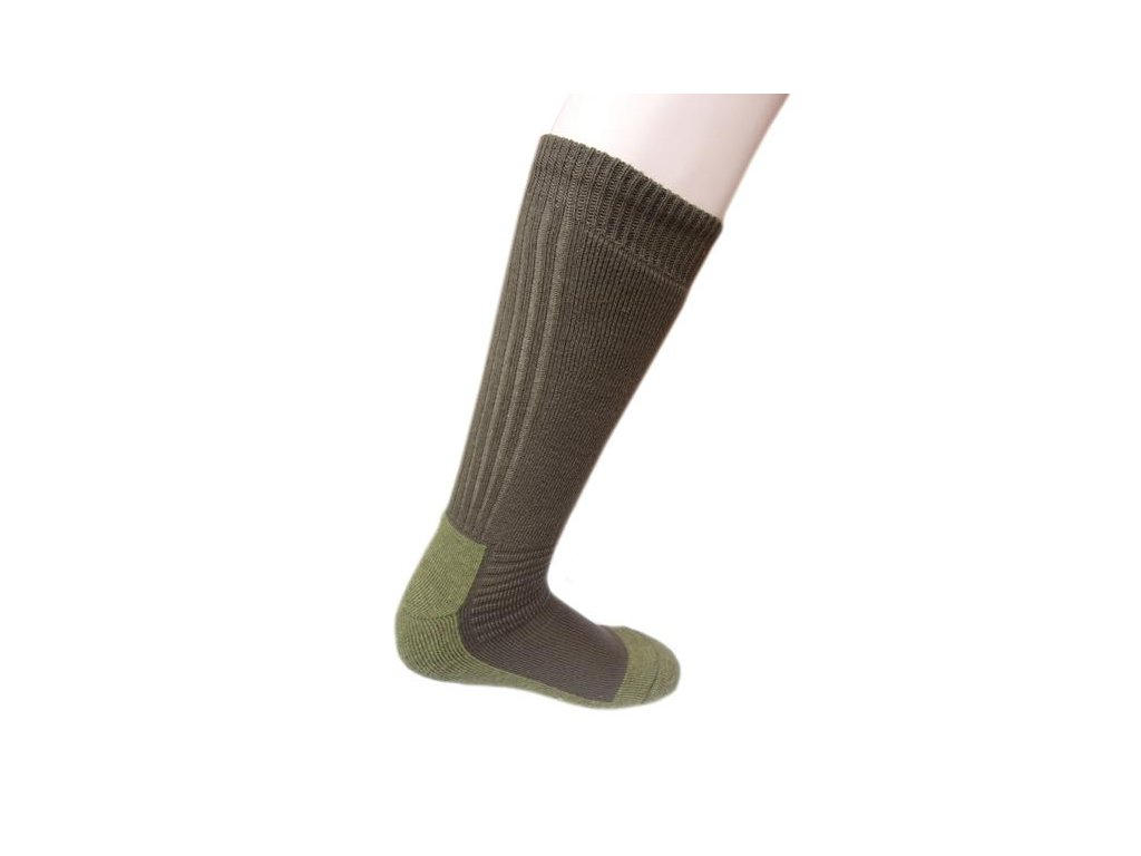 3b8e0d36f70 Ponožky AČR 2000 termo zimní Knitva - ARMY-SURPLUS