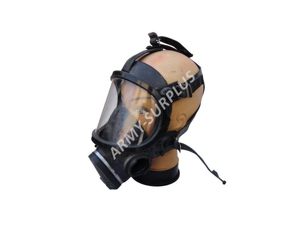 Plynová maska Panaseal Full Facemask Sabre Safety