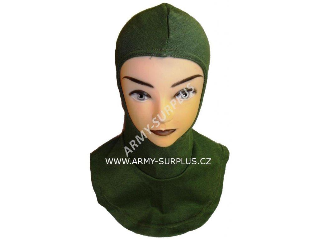 Kukla US nomex oliv (Combat Vehicle Crewmans Hood) - ARMY-SURPLUS ae3318ae18
