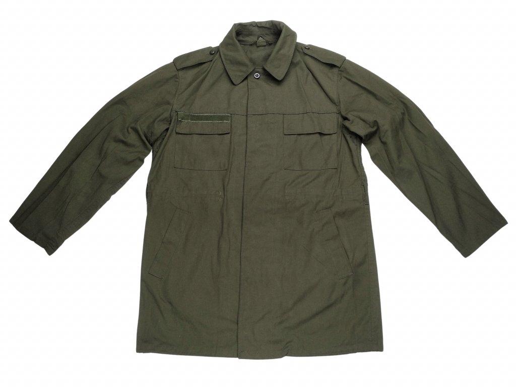 Kabát vz.85 ČSLA oliv - ARMY-SURPLUS 712b2da55f