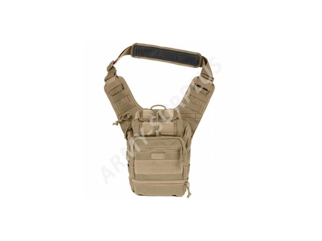 Taška přes rameno univerzální khaki
